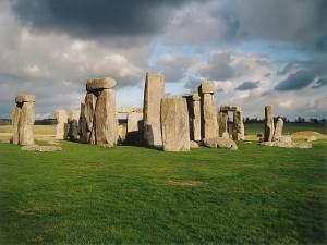 Postal: Stonehenge, Reino Unido
