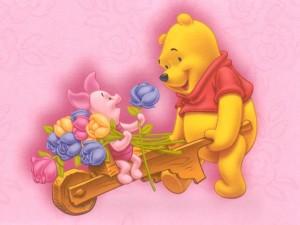 Pooh y Piglet