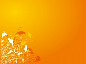 Minimalista naranja