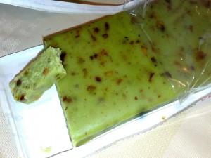 Turrón de pistacho