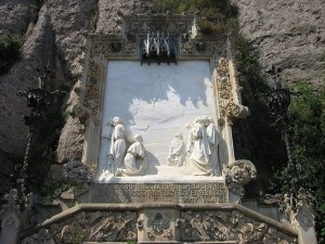 Segundo Misterio de Gloria. La Ascensión de Jesús