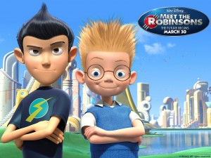 Postal: Meet the Robinsons