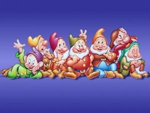 Los 7 enanitos