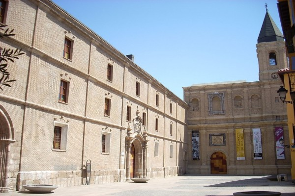 Convento de San Agustín, Zaragoza, España
