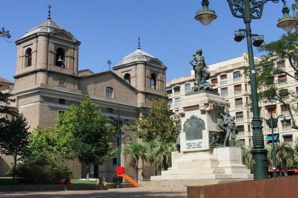 Iglesia de Nuestra Señora del Portillo, Zaragoza, España