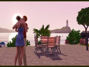 """Amor en """"Los Sims 3"""""""