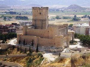 Castillo de la Atalaya, Villena (Alicante, España)