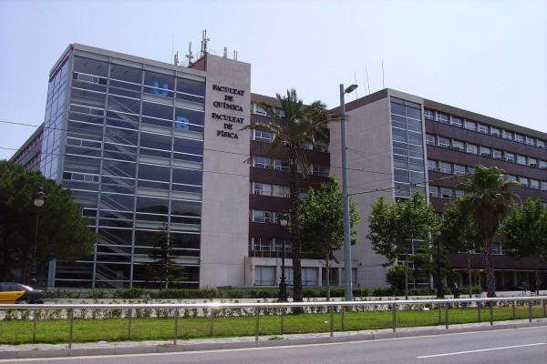 Edificio de las facultades de Física y Química (España)