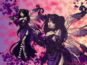Dark Gothic Fairy