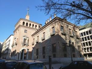 Casa de las Siete Chimeneas (Madrid, España)