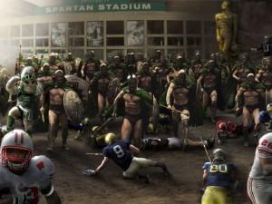 Postal: Spartan stadium