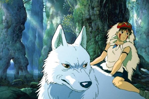 La princesa Mononoke, de Hayao Miyazaki