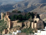 Alcazaba de Almería (Andalucía, España)