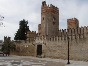 Postal: Castillo de San Marcos, en El Puerto de Santa María (Cádiz, España)