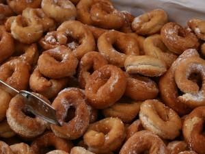 Rosquillas asturianas