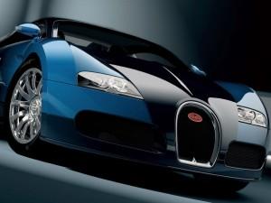Postal: Bugatti Veyron