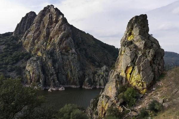 El Salto del Gitano, Parque Nacional de Monfragüe (España)