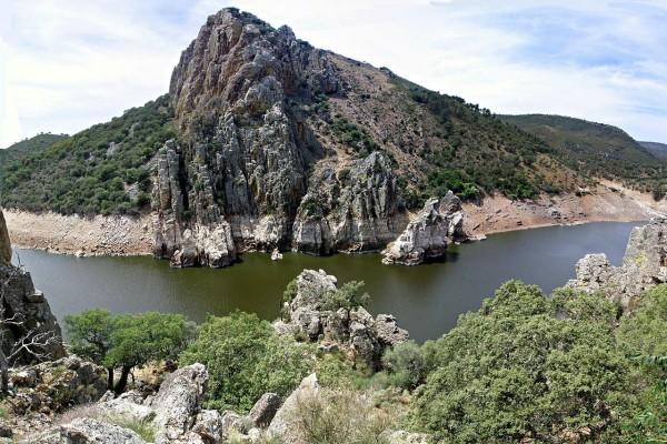 Salto del Gitano, Parque Nacional de Monfragüe (España)