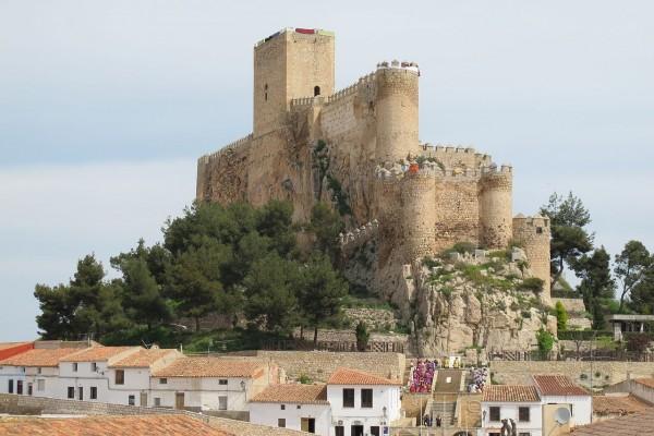 Castillo de Almansa (España)