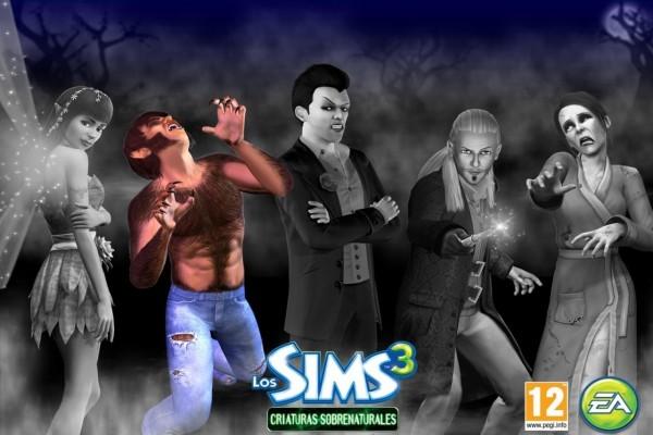 Los Sims 3. Criaturas sobrenaturales