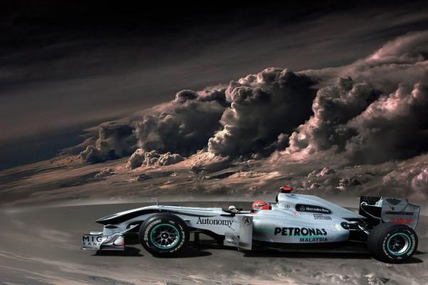 F1 Mercedes Benz