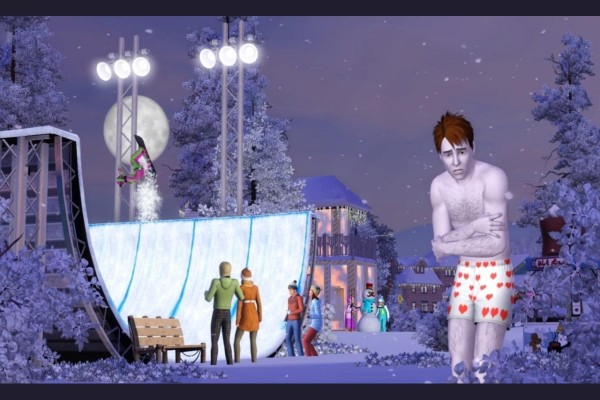 Los Sims 3. Cuatro estaciones