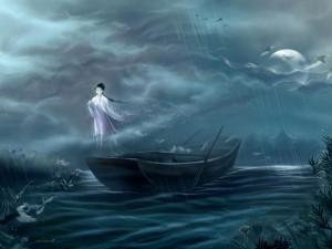 Fantasma del lago