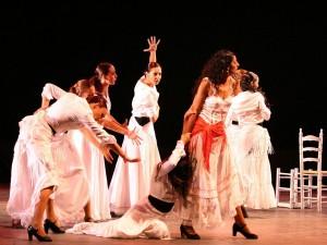 Postal: Carmen de Bizet, en el Teatro Reina Victoria de Madrid
