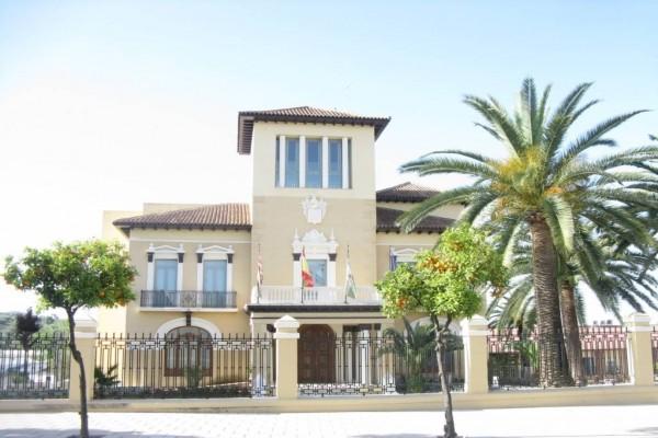 """Teatro """"El jardinito"""", en Cabra (Córdoba, España)"""