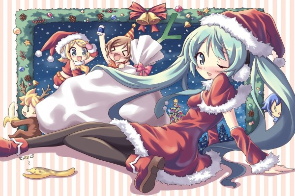Manga de Navidad