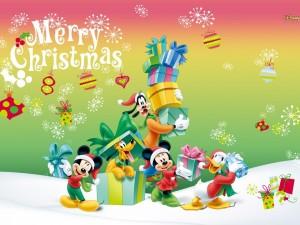 Feliz Navidad Disney