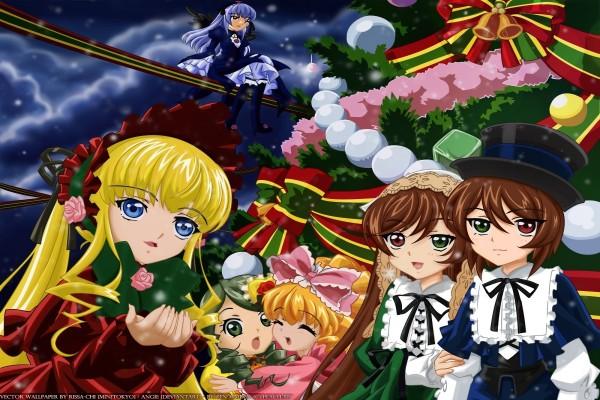 Navidad con Rozen Maiden