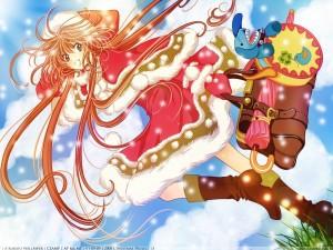 Postal: Navidad con Kobato