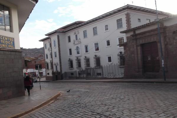 Calles de Cusco, Perú
