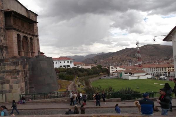 Koricancha, Cusco, Perú