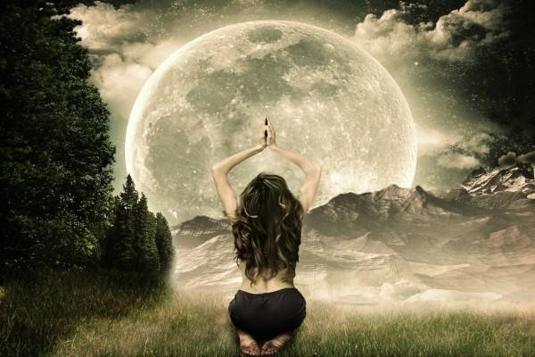Ritual a la Luna