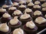 Pastelitos de chocolate con crema
