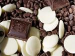 Varios tipos de chocolate