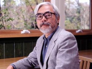 Hayao Miyazaki, ilustrador japonés y creador de películas de animación