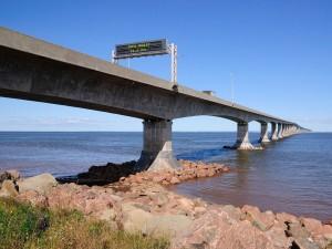 Postal: Puente de la Confederación