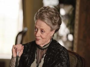 Postal: Condesa viuda de Grantham, Violet