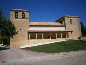 Postal: Iglesia de San Nicolás de Bari