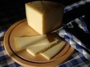 Queso del Cerrato (Palencia, España)