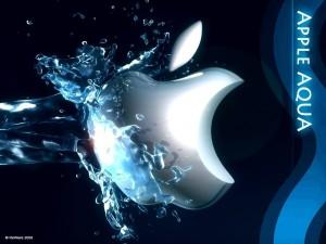 Apple Aqua