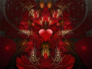 Postal: Red Valentine