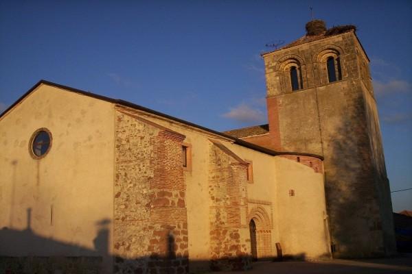 Iglesia de San Juan (Aguilafuente, España)