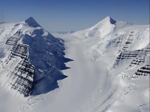 Meseta de Geikie en Groenlandia