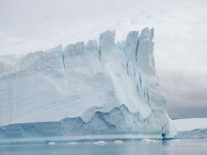 Postal: Iceberg en Groenlandia
