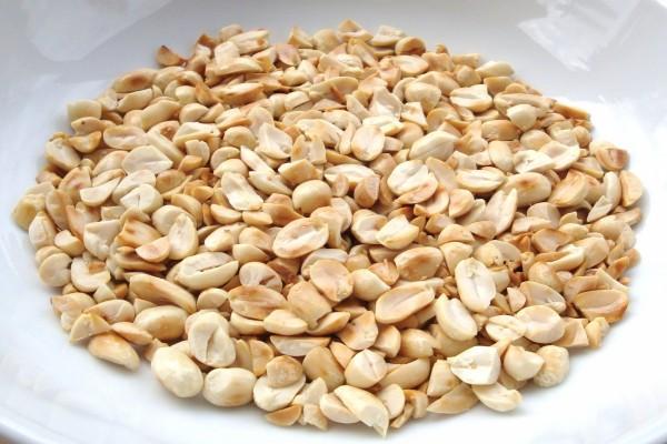 Cacahuetes pelados