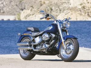 Postal: Harley Davidson